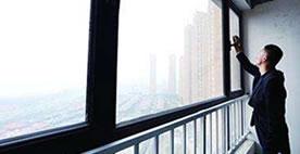 收房验房之门窗检测